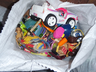 image of wholesale closeout good quality used hard toys