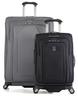 image of liquidation wholesale gray and black luggage