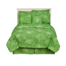 image of liquidation wholesale green comforter