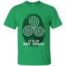 image of wholesale closeout green mens t shirt