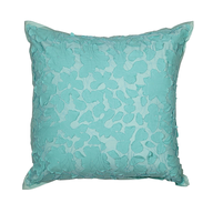 wholesale liquidation green throw pillow