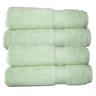 image of liquidation wholesale green towel