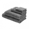 image of liquidation wholesale grey bath sheet