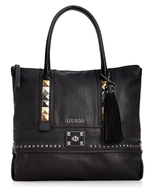 image of wholesale closeout guess camryn tote