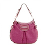 image of wholesale closeout guess pink handbag