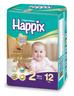 image of liquidation wholesale happix mini diapers