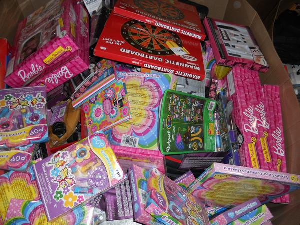 image of wholesale hard toys used hardgoods