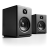 image of liquidation wholesale hi fi black speakers