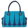 image of wholesale closeout jonathon alder blue handbag