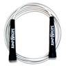 image of wholesale jump rope short white