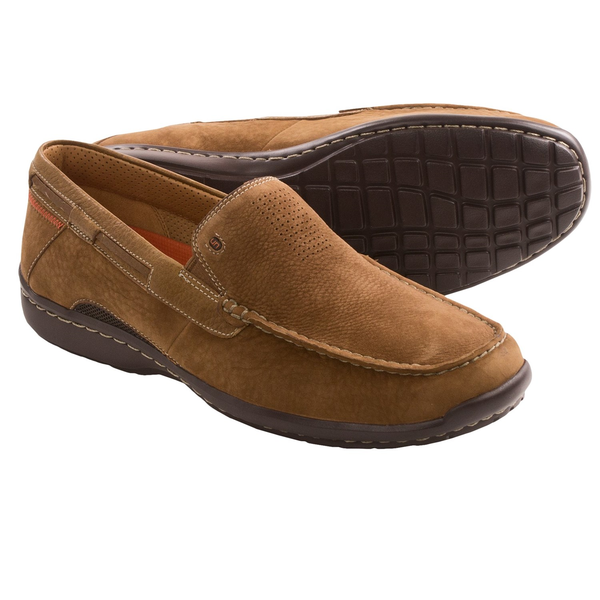 image of wholesale closeout kaki mens loafers