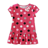 wholesale discount kids pink polkadots