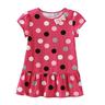 image of liquidation wholesale kids pink polkadots