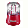 image of liquidation wholesale kitchen aid red food chopper