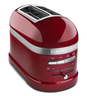 image of liquidation wholesale kitchen aid red toaster