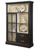 image of liquidation wholesale leah display cabinet