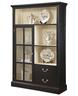 image of liquidation wholesale leah display cabinet