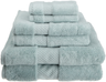 image of liquidation wholesale light green towel set