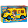 image of wholesale closeout lil people bus toy