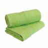 image of liquidation wholesale lime hand towel aet