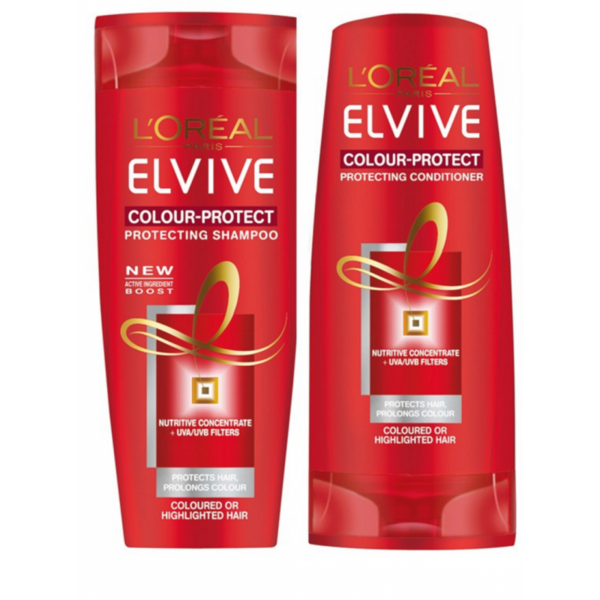 image of wholesale closeout loreal elvive shampoo conditioner