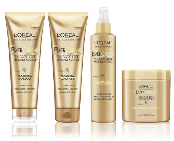 image of wholesale closeout loreal evercreme