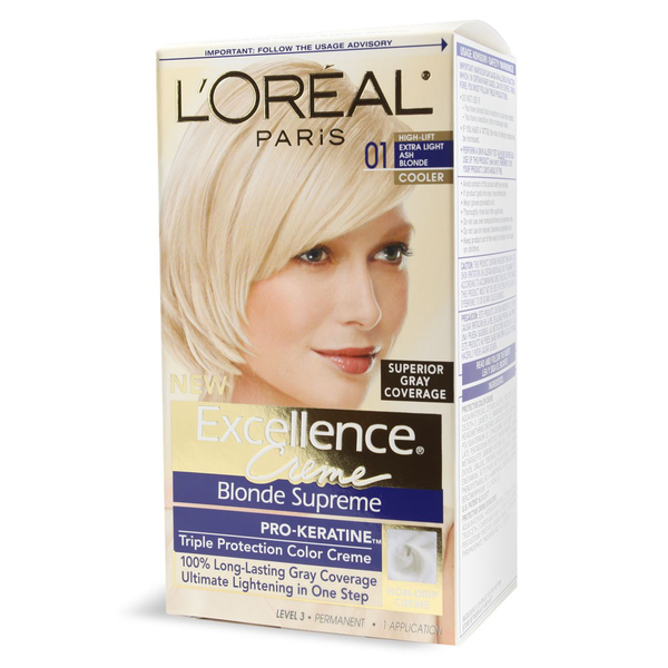 image of liquidation wholesale loreal excellence blonde
