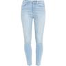 image of wholesale mango skinny high waist jeans pants
