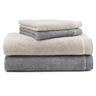 image of liquidation wholesale mason towels grey