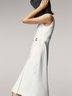 image of wholesale closeout massimo dutti crossed dress