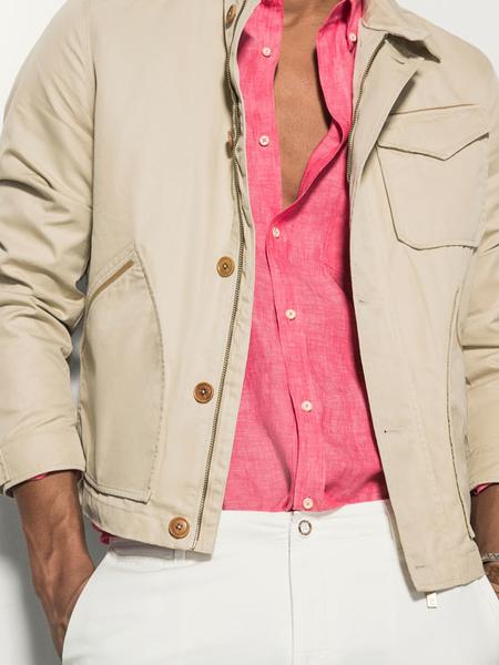 image of liquidation wholesale massimo dutti mens jacket