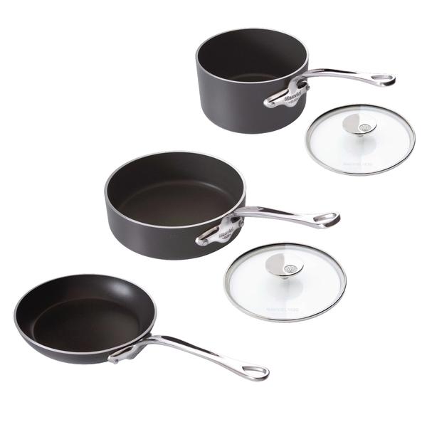 image of liquidation wholesale mauviel pots and pans