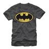 image of wholesale mens basic logo batman t shirt