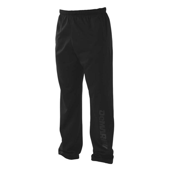 image of liquidation wholesale mens black sweats