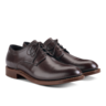 image of wholesale closeout mens brown dress shoes