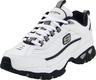 image of wholesale mens white sketchers