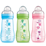 image of wholesale closeout multi color baby bottles