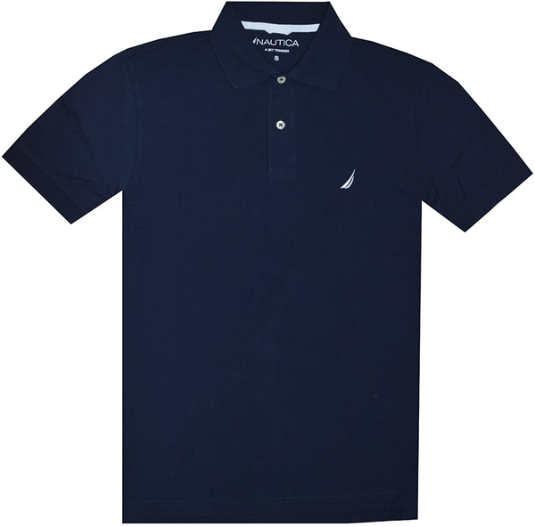 image of wholesale nautica mens polo shirt