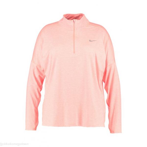 image of wholesale nike plus size running dry performance sports shirt