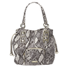 image of liquidation wholesale nine west snakeskin bag
