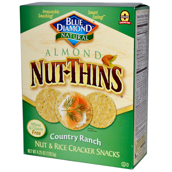 image of wholesale closeout nut thins