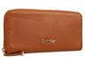 image of wholesale orange calvin klein wallet