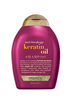 wholesale liquidation organix keratin oil shampoo