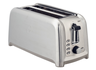image of wholesale oster silver toaster