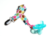 image of wholesale closeout pacifier with holder
