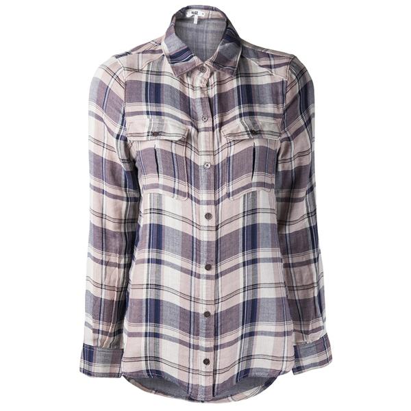 image of wholesale paige kadie shirt plaid