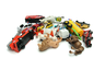 image of wholesale closeout pile of toys