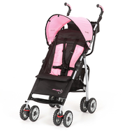 salvage new and return wholesale pink black stroller