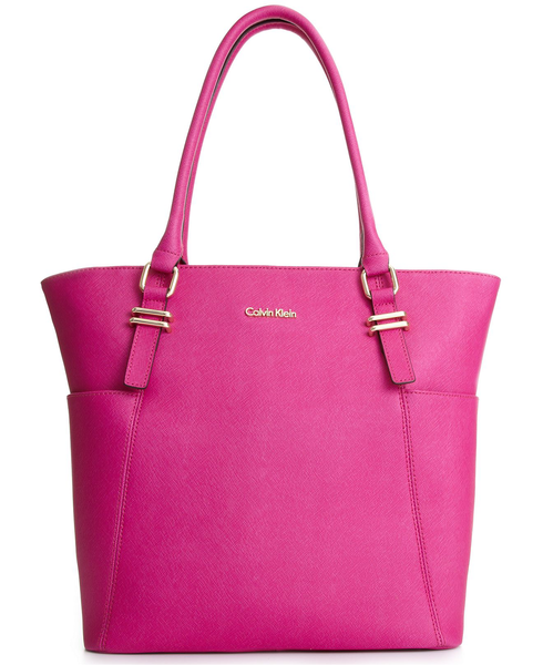 image of wholesale closeout pink ck handbag