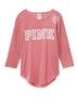 image of liquidation wholesale pink long sleeve shirt